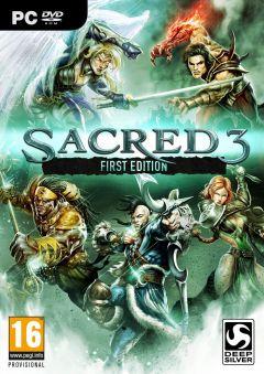 Jaquette de Sacred 3 PC
