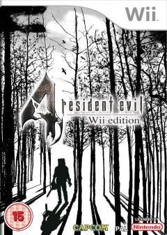 Jaquette de Resident Evil 4 Wii