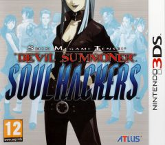 Jaquette de Devil Summoner : Soul Hackers Nintendo 3DS