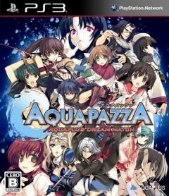 Jaquette de Aquapazza PlayStation 3