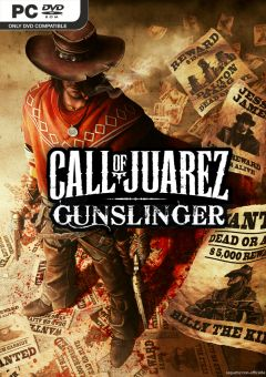 Jaquette de Call of Juarez : Gunslinger PC
