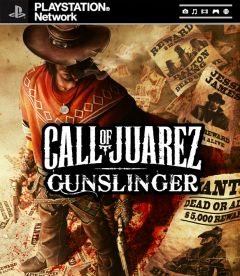 Jaquette de Call of Juarez : Gunslinger PlayStation 3