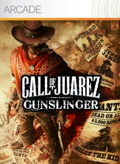 Jaquette de Call of Juarez : Gunslinger Xbox 360