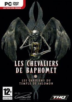 Jaquette de Les Chevaliers de Baphomet : Les Gardiens du Temple de Salomon PC