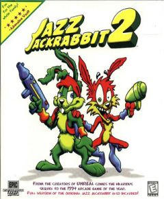 Jaquette de Jazz JackRabbit 2 PC