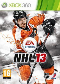 Jaquette de NHL 13 Xbox 360