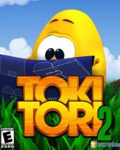 Jaquette de Toki Tori 2 Wii U