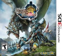 Jaquette de Monster Hunter 3 : Ultimate Nintendo 3DS