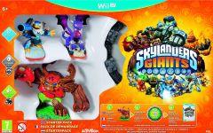 Jaquette de Skylanders Giants Wii U
