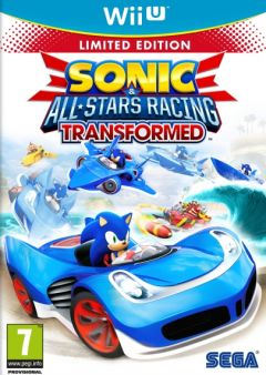 Jaquette de Sonic & All-Stars Racing Transformed Wii U