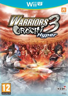 Jaquette de Warriors Orochi 3 Wii U