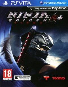 Jaquette de Ninja Gaiden Sigma 2 PS Vita