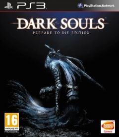 Jaquette de Dark Souls : Prepare to Die Edition PlayStation 3