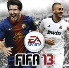 Jaquette de FIFA 13 iPad