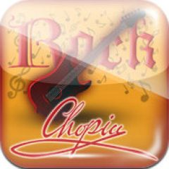 Jaquette de Music Master Chopin : Rock iPad