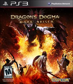 Jaquette de Dragon's Dogma : Dark Arisen PlayStation 3