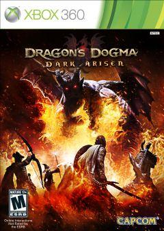 Jaquette de Dragon's Dogma : Dark Arisen Xbox 360