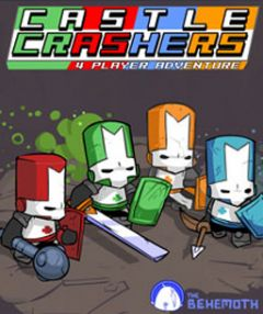 Jaquette de Castle Crashers PC