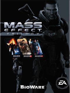 Jaquette de Mass Effect Trilogy Xbox 360