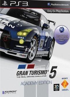 Jaquette de Gran Turismo 5 Academy Edition PlayStation 3