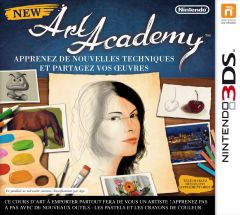 Jaquette de New Art Academy Nintendo 3DS
