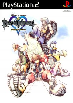 Jaquette de Kingdom Hearts : Final Mix PlayStation 2
