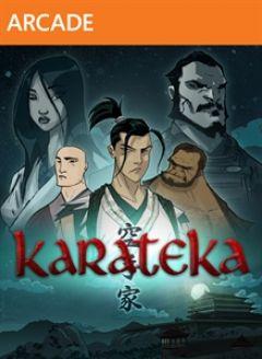 Jaquette de Karateka Xbox 360
