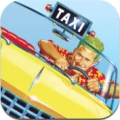 Jaquette de Crazy Taxi iPhone, iPod Touch