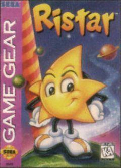 Jaquette de Ristar GameGear