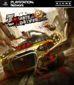 Jaquette de Zombie Driver HD PlayStation 3