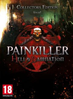 Jaquette de Painkiller : Hell & Damnation Xbox 360