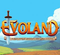Jaquette de Evoland HD PC