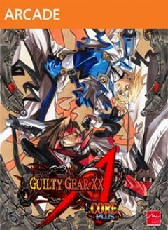 Jaquette de Guilty Gear XX Accent Core Plus Xbox 360