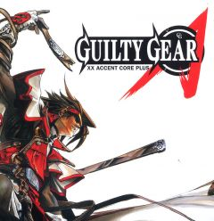 Jaquette de Guilty Gear XX Accent Core Plus PlayStation 3