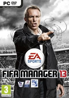 Jaquette de FIFA Manager 13 PC