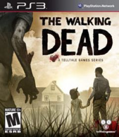 Jaquette de The Walking Dead : Saison 1 PlayStation 3