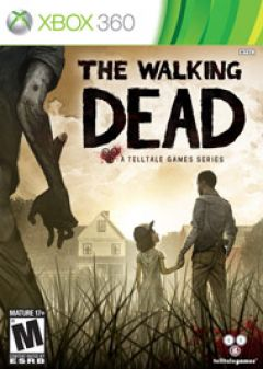 Jaquette de The Walking Dead : Saison 1 Xbox 360