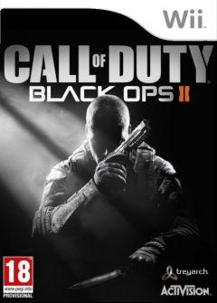 Jaquette de Call of Duty : Black Ops II Wii
