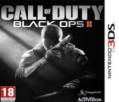 Jaquette de Call of Duty : Black Ops II Nintendo 3DS