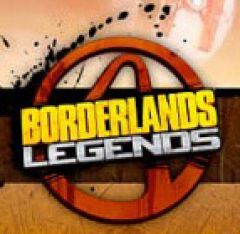 Jaquette de Borderlands Legends iPhone, iPod Touch