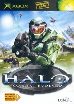 Jaquette de Halo : Combat Evolved Xbox
