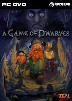 Jaquette de A Game of Dwarves PC