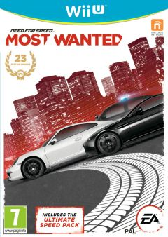 Jaquette de Need For Speed Most Wanted Wii U