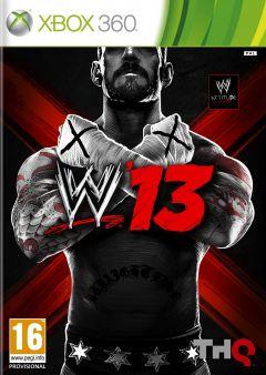 Jaquette de WWE'13 Xbox 360