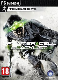 Jaquette de Splinter Cell : Blacklist PC