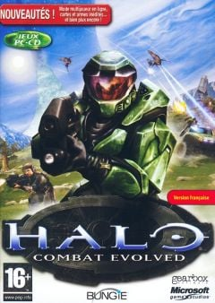 Jaquette de Halo : Combat Evolved PC