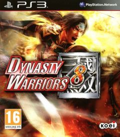 Jaquette de Dynasty Warriors 8 PlayStation 3