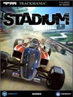 Jaquette de TrackMania² : Stadium PC