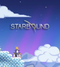 Jaquette de Starbound PC