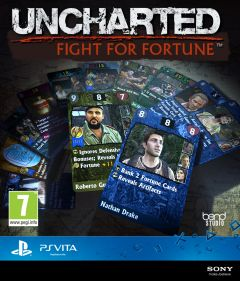 Uncharted : Fight For Fortune (PS Vita)